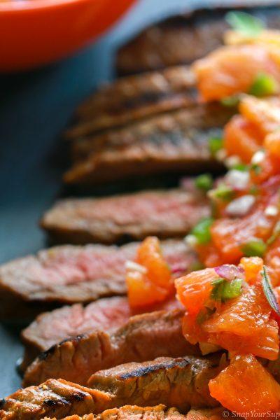 Mojo Flank Steak