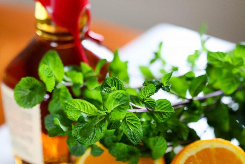 Weekly Ingredients: Bourbon, Oranges, & Mint