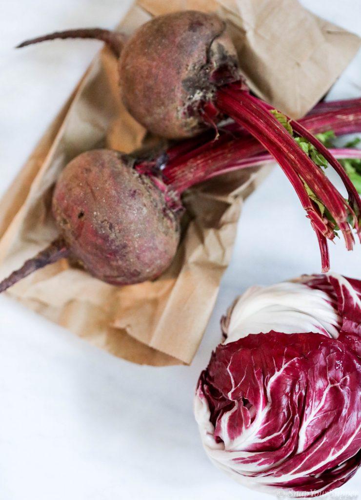 beets and raddiccho